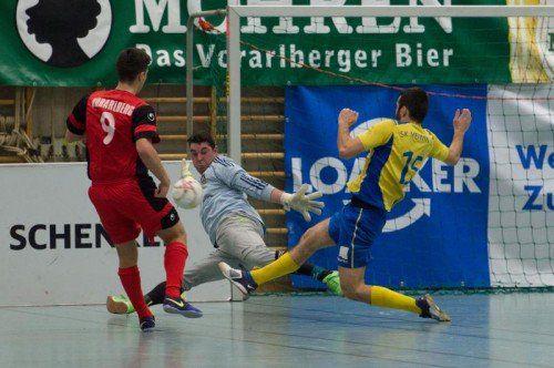 Spannung versprechen die vier Halbfinalgruppen beim Masters in Wolfurt.