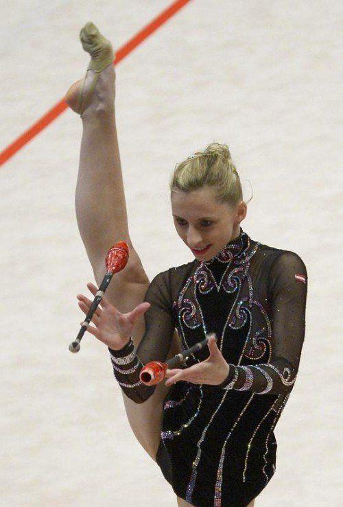 """Sport-Pensionistin"" Caroline Weber. Foto: apa"