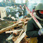Ukraine droht Notstand