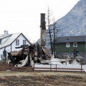 Großbrand in Kleinstadt