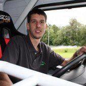 Truck-Sportler Michael Kotterer Parallel-Fall zu Michael Schumacher /C6