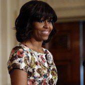 Michelle Obama feiert runden Geburtstag