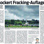 Fracking durch die Hintertür