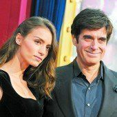 Copperfield will Model heiraten