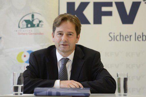 KFV-Leiter Pfanner Stiplovsek