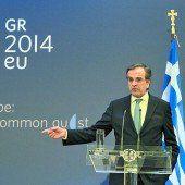 Griechenland führt ab sofort die EU