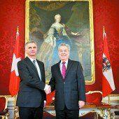 Bern und Wien sind sich einig