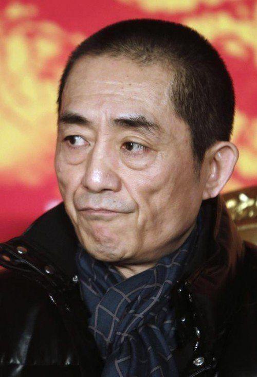 Zhang Yimou hat gegen Chinas Ein-Kind-Politik verstoßen. Rts