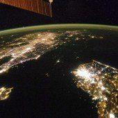Nordkorea als schwarzes Loch