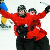 Damen aus der Schweiz holen Bronzemedaille