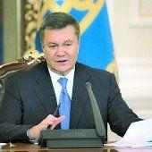 Ukrainische Geschäfte führen nach Österreich