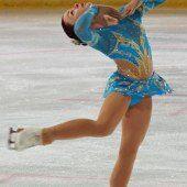 Titelkämpfe der Eiskunstläufer
