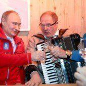 Was für ein Tag: Stanzl für Putin und Scharfschützen am Dach
