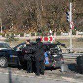 Unfall von FIS-Renndirektor Skardal vor dem Österreich-Haus