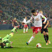 Ajax wieder ohne Chance