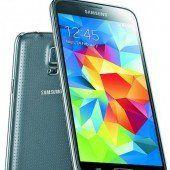 Galaxy S5 am Puls der Zeit