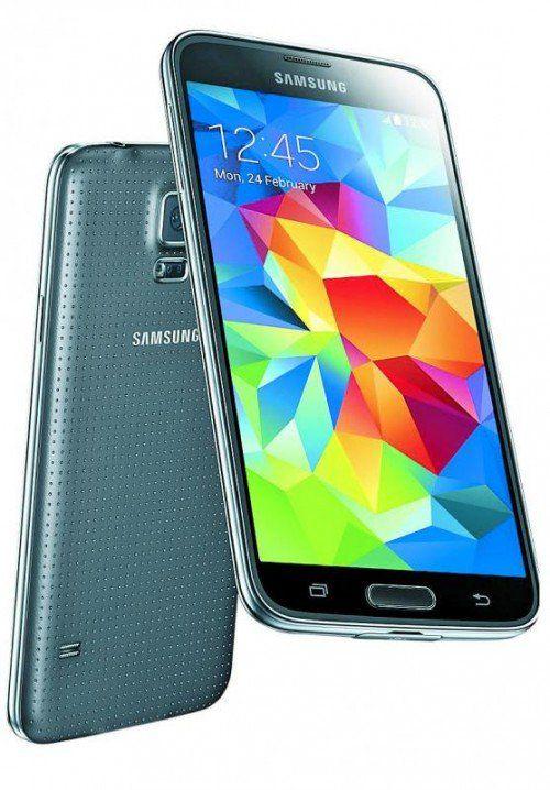 Auch auf den Trend Fitness-Anwendungen springt Samsung auf.