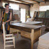 Neuer Anbau für Schule in Afrika