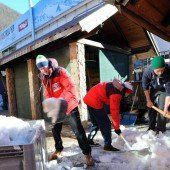 Ohne Vorarlberg läuft auch in Sotschi nichts