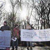 Marius-Proteste reißen nicht ab