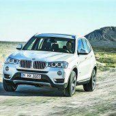 BMW mit Modelloffensive
