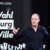 Burgtheater-Chef im Kreuzfeuer der Kritik