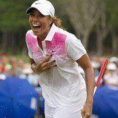 Sieg für Nichte von Tiger Woods