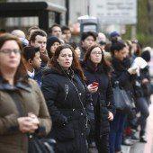 U-Bahn-Streik sorgt für Chaos