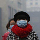Nordchina versinkt im Smog – Fahrverbot