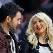 Aguilera hat sich am Valentinstag verlobt