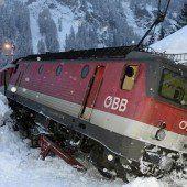 Zugunfall am Brenner fordert drei Verletzte
