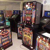 Versiegelte Glücksspielautomaten in Bregenzer Lokal aufgebrochen