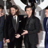 Arctic Monkeys große Gewinner bei Brit Awards