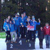 ÖM-Bronze im Team und Silber für Pinkelnig