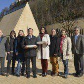 Stadttunnel: Petition an Landtag übergeben