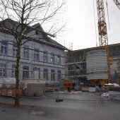 Bauprojekte in Weiler schreiten zügig voran