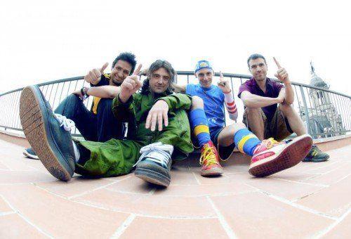 Che Sudaka ist eine Band mit Mission, eine Band, die sich als Medium für das kollektive Bewusstsein begreift. FOTO: spielboden