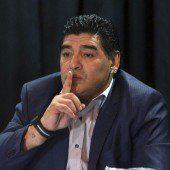 Steuerbescheid für Maradona