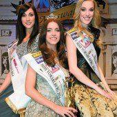 Sarah ist die neue Miss Vorarlberg 2014