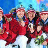 Kombinierer holten die 300. rot-weiß-rote Olympiamedaille