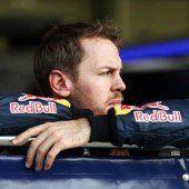 Jetzt läuft Vettel die Zeit davon