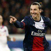 Ibrahimovic schießt PSG ins Pokalfinale