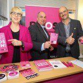 Dornbirn: NEOS feierten in neuer Parteizentrale