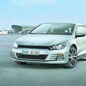 Premiere: Volkswagen peppt den Scirocco auf