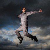 Kindheitstraum erfüllt: Student fliegt ins All