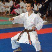 Ländle-Karatekas auf EM-Medaillenjagd