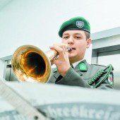 Militärmusik Neue Räume und neue Projekte /D3
