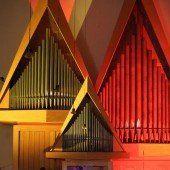 Altacher Orgelsoiree