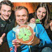 Vorarlbergs Wintersportler sind für Olympia in Sotschi gerüstet