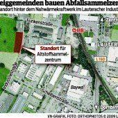 Neuer Standort für das ASZ Hofsteig